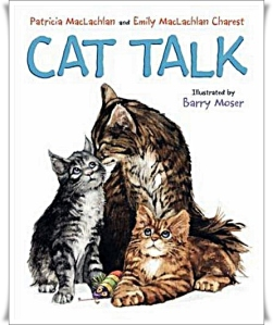 Cat Talk cover