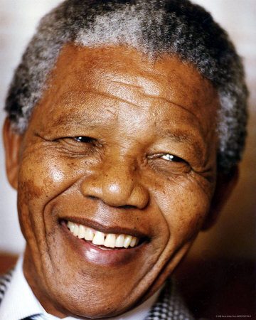 Nelson Mandela for Young People | Nonfiction Monday