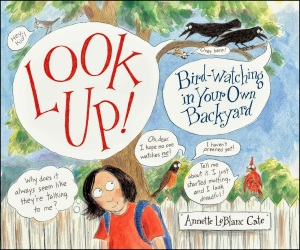 Look Up Bird Watching cover