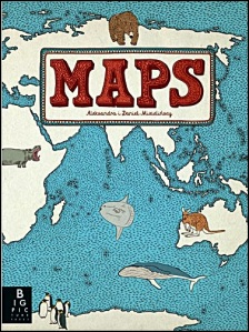 Maps cover